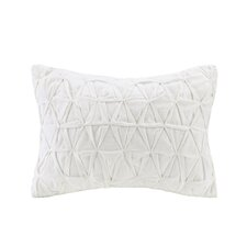 Crete Cotton Throw Pillow