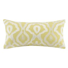 Indira Oblong Cotton Throw Pillow