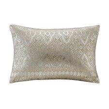 Juneau Oblong Cotton Lumbar Pillow