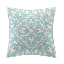 Cyprus Square Throw Pillow