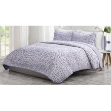 Mykonos 3 Piece Quilt  Set