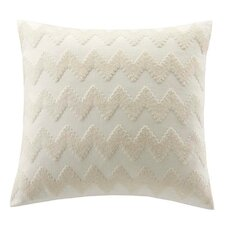 Mykonos Cotton Throw Pillow