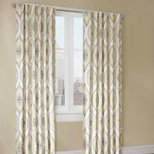 Lanterna Single Curtain Panel