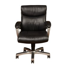 Sealy Posturepedic™ Fixed Arm Chair Black