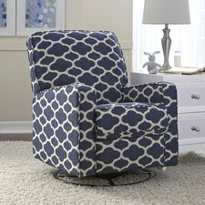 Sutton Trellis Swivel Glider