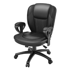Conference Bonded Leather Chair