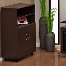 "Arria Storage 46.88"" Standard Bookcase"