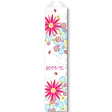 Buzzing Flower Personalized Growth Charts