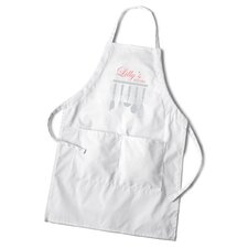 Cotton Personalized Women Apron