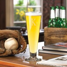 Personalized Gift Pilsner Glass