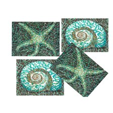 Seashell Placemat (Set of 4)