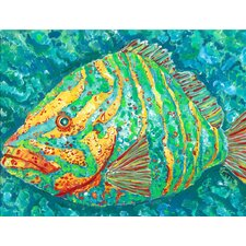 Striped Grouper Mat