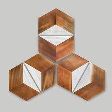 6 Piece Diamond Eye Graphic Wall Décor Set
