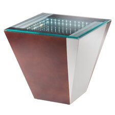 Pyramid Infinity End Table