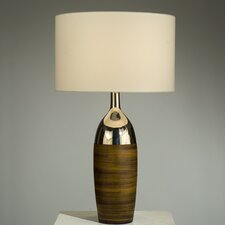 """Martini 28"""" H Table Lamp with Drum Shade"""