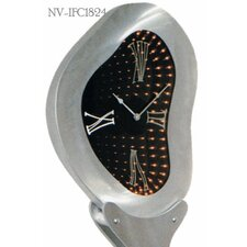 JG Curves Wall Clock Pedestal