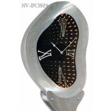JG Curves Wall Clock Pedestal