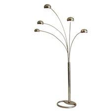 """Mushroom 85"""" Arched Floor Lamp"""