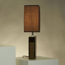 "Hepburn 24"" H Table Lamp with Rectangular Shade"