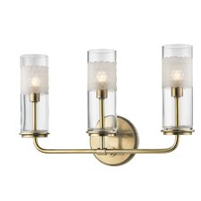 Wentworth 3 Light Wall Sconce