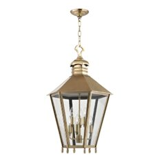 Barstow 6 Light Outdoor Hanging Lantern
