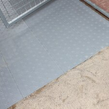Section Yard Kennel Tile Flooring (Set of 2)