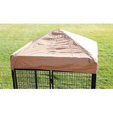 Basic Heavy Duty Yard Kennel Top