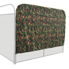 Basic Heavy Duty Yard Kennel Side Cover