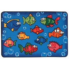 Something Fishy Kids Rug