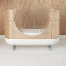 Pod Convertible Crib with Mattress