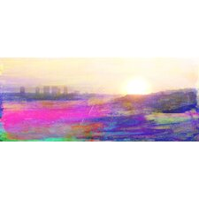 The View Painting Print on Wrapped Canvas