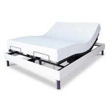 Electric T Motion Adjustable Bed