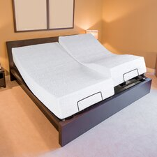 Premium Electric T Motion Bed with Massage, Bluetooth and Wireless Remote