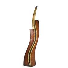 Abstract Floor Vase