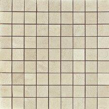 Genesis Porcelain Mosaic Tile in Shell