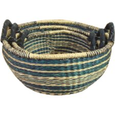 Zulu 5 Piece Nesting Basket Set