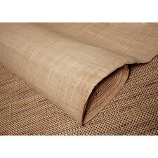 Raffia Brown Area Rug