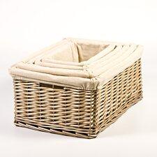 Nesting High Storage Basket Set (Set of 5)