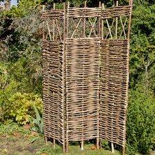 3 Panel Garden Screen