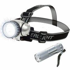 12 LED Headlamp