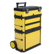 Portable Metal Tool Chest