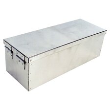 Oversized Metal Storage Lock Box with Handle