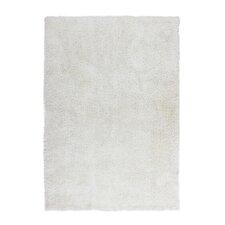 Handgefertigter Teppich Flash 500 in Weiß