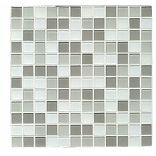 """City 1"""" x 1"""" Glass Mosaic Tile in Cardiff"""