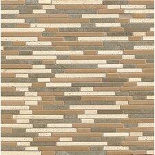 Blend Limestone Random Sized Mosaic Tile in Synergy