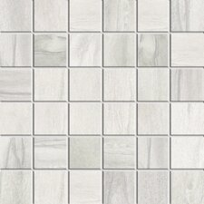 "Athena 2"" x 2"" Porcelain Mosaic Tile in Cliff"