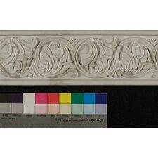 """Marmi Di Napoli Deco Liner 4"""" x 12"""" Resin Tile in Calacatta"""