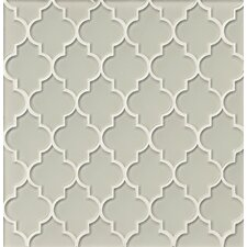 Mallorca Glass Mosaic Tile in Brown