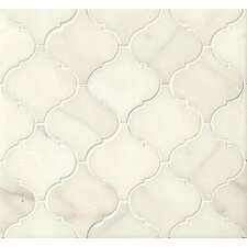 Marble Mosaic Tile in Calacatta Oro