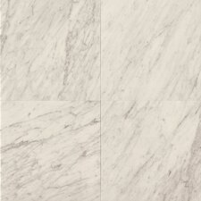 "24"" x 24"" Marble Field Tile in White Carrara"